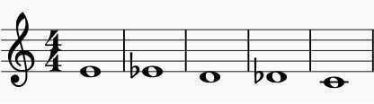 low long tones flute warm up