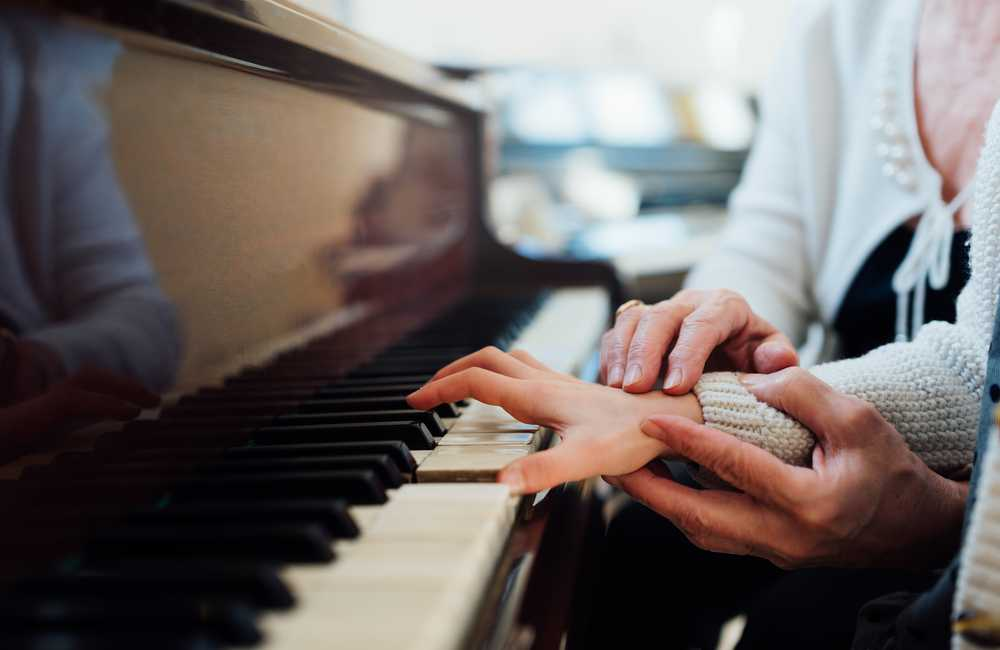 Piano Technique The Importance Of Good Playing Habits