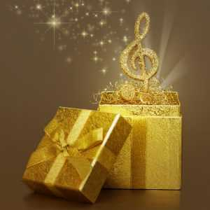 music gifts for holidays