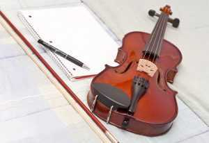teaching violin scheduling