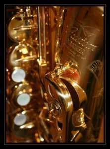custom yamaha saxophone