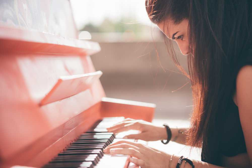 Easy Piano Songs 5 Songs With Simple Chords