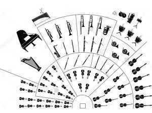 concert orchestra instruments