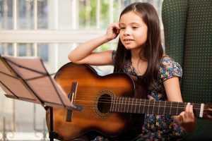 acoustic guitar practice