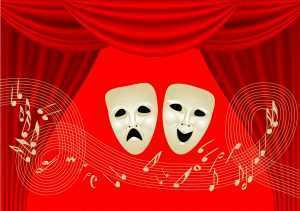 musical theatre masks