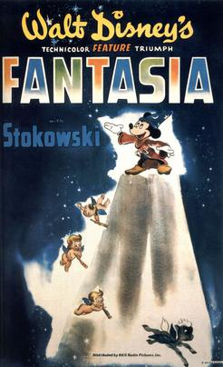 Classical Music in Cartoons Fantasia 1940