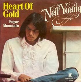 Album Cover Heart of Gold Neil Young