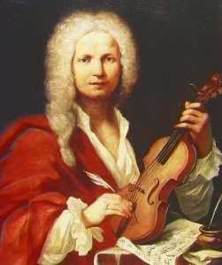 vivaldi with violin