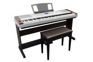 electric full sized piano