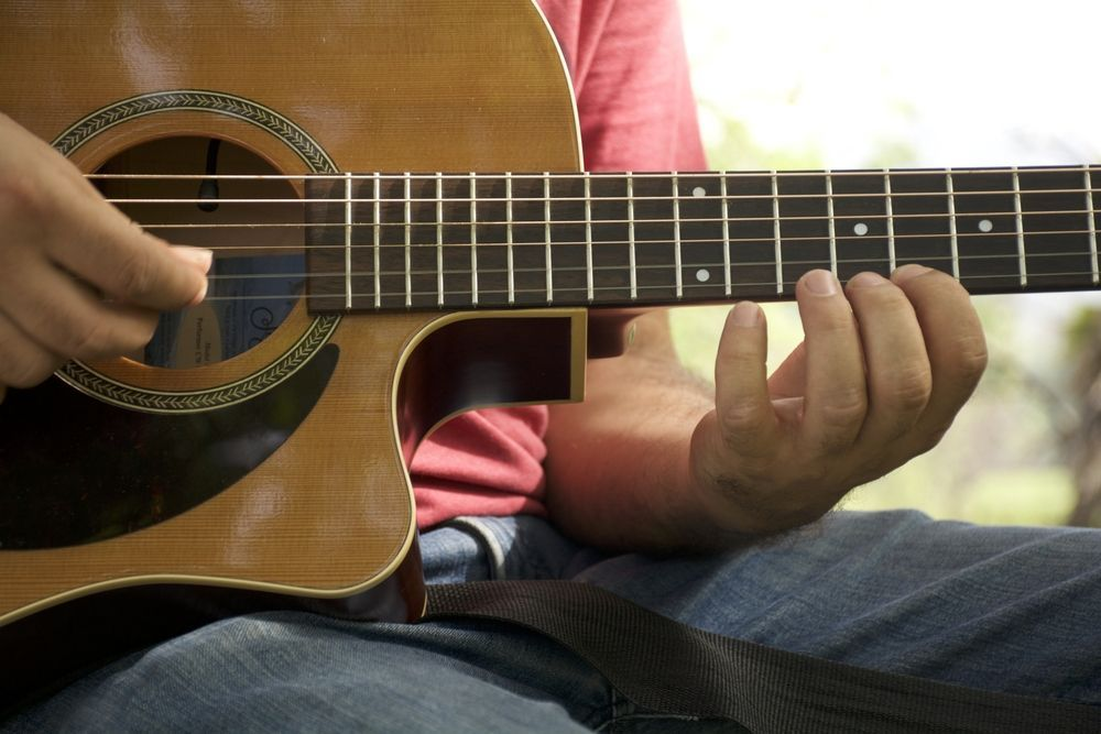 finger exercises for guitarists