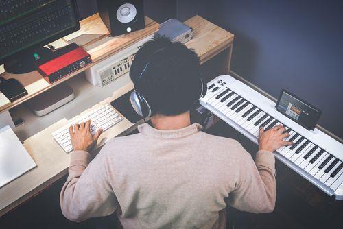 recording tracks