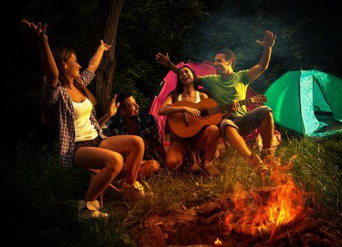 campfire guitar songs
