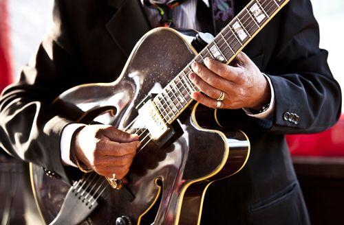 blues guitar