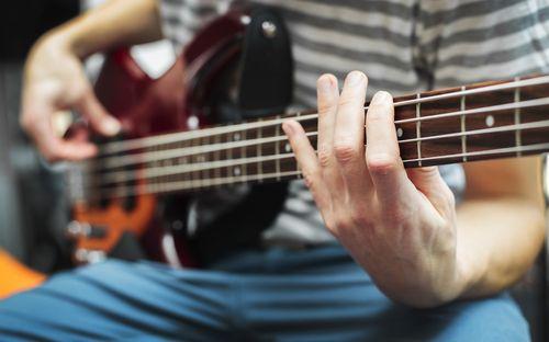 bass technique