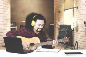 covering songs
