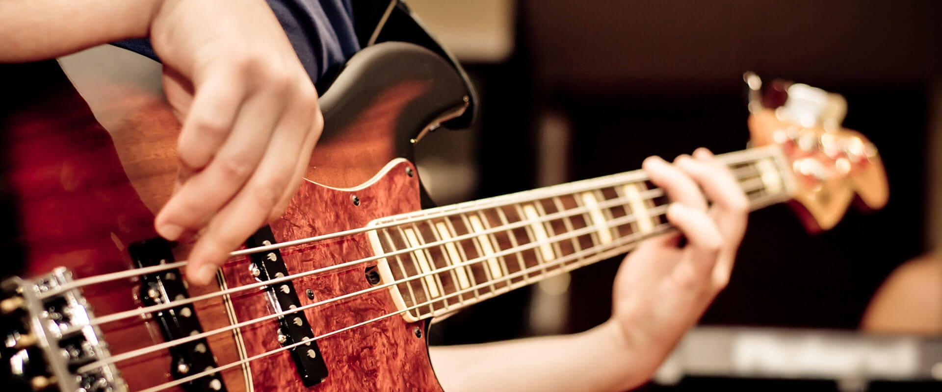 Bass Lessons in Washington DC - Musika Music Teachers