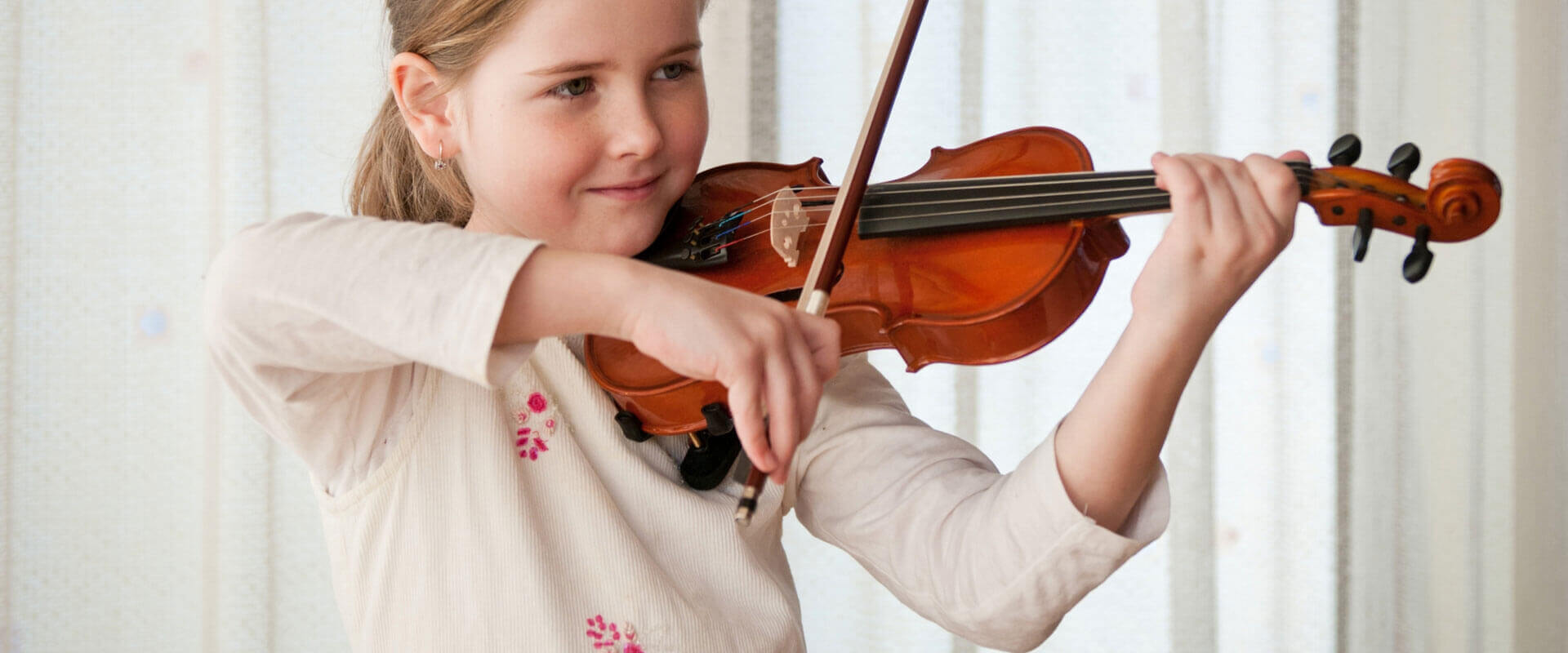 Violin Lessons Dilworth, NC